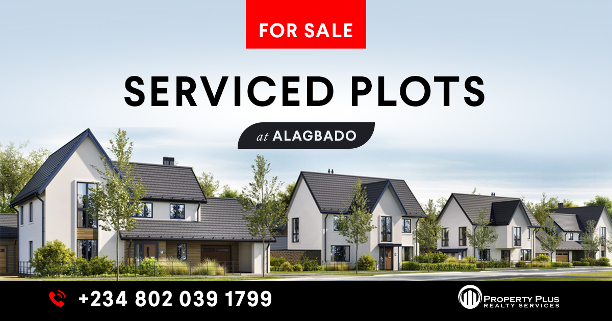 Serviced Plots For Sale at Fairmont Estate (Alagbado)
