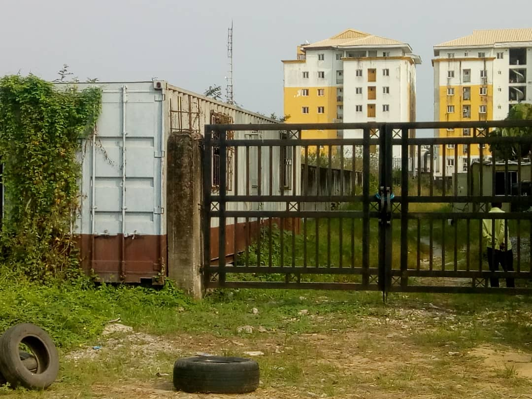 One Acre for Sale at Lekki (Behind House on the Rock)